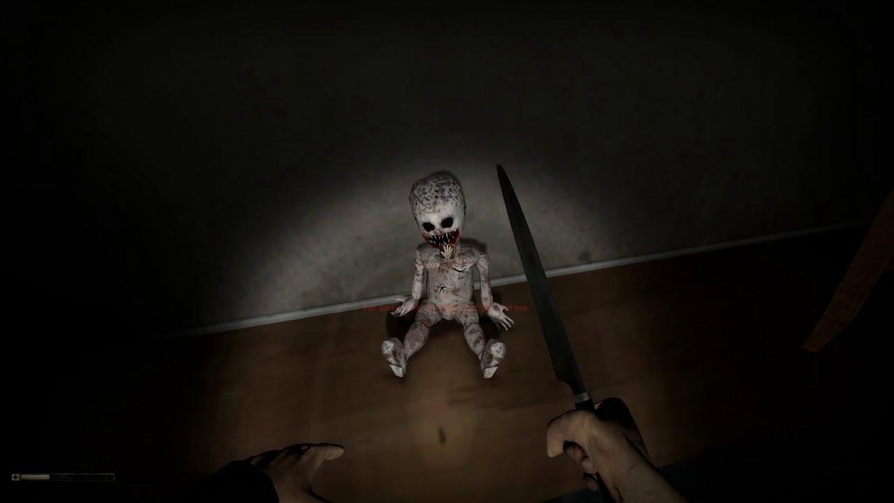 Half Life 2 horror MOD Grey hardcore Pt 2 of 2 plus ending