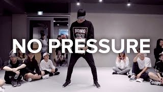 Download lagu No Pressure Justin Bieber ft Big Sean Bongyoung Park Choreography MP3