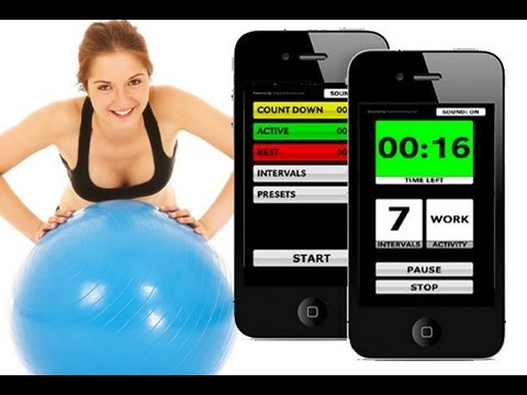 Free Workout Interval Timer App : ProTimer