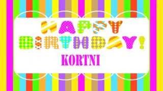 Kortni   Wishes & Mensajes