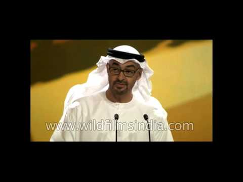 Sheikh Mohamed bin Zayed Al Nahyan, Crown Prince of Abu Dhabi