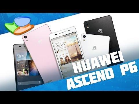 Huawei Ascend P6 [Análise de Produto] - Tecmundo