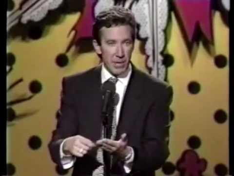 "Tim Allen: ""Rewires America"" & ""All Men Are Pigs"""