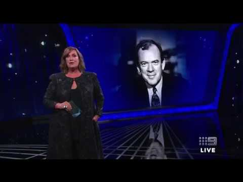 2019  In Memoriam TV Week Logie Awards (30 June 2019)
