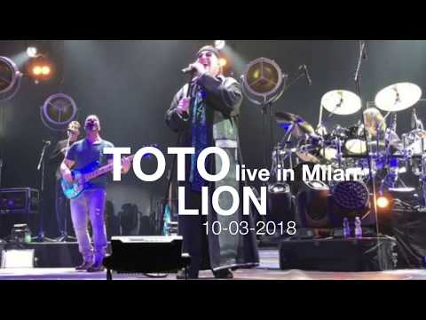 TOTO - LION Live In Milan 2018