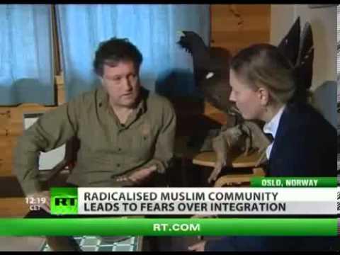 Sharia Zones in Norway.
