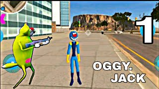 Oggy game new part1 oggy and jack in Hindi
