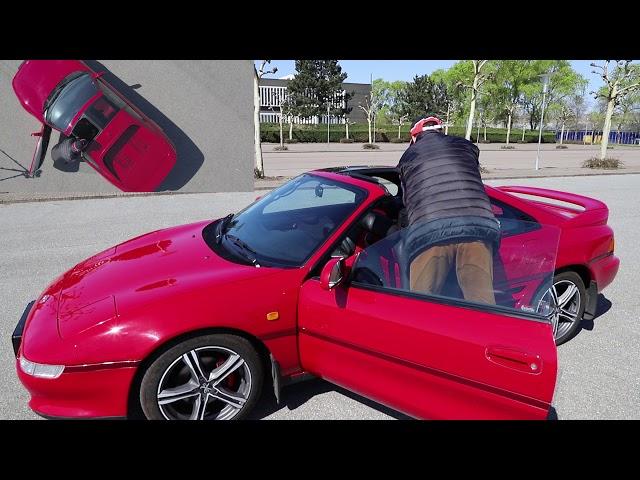 Introduktionsvideo Toyota MR2 - SW20