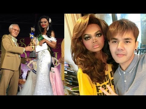 Bất ngờ với cuộc sống của hoa hậu chuyển giới Thái Lan xấu nhất lịch sử   Tin Nhanh Nhất