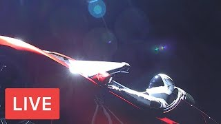 """Starman"" LIVE RADIO  - Join SpaceX Live Views From Space #Tesla 