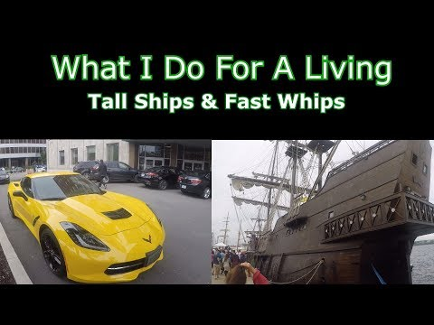 How I Make Money (Tall Ships & Fast Whips) AMG SL 63 Vlog #5