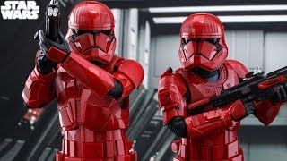 STAR WARS EPISODE IX Reveal The Link Between Palpatine And The Sith Troopers