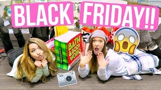 BLACK FRIDAY SHOPPING VLOG!!! Alisha Marie