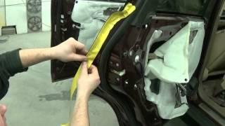 Как Обклеить Авто к покраске
