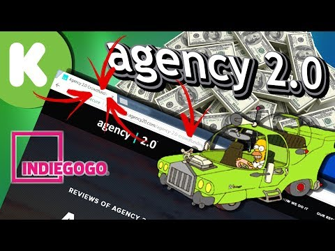 """Agency 2.0 - The """"Crowdfunding Scam"""" PR Firm!!"""
