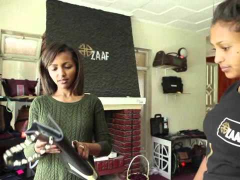 Designer launches handbag company in Ethiopia thumbnail