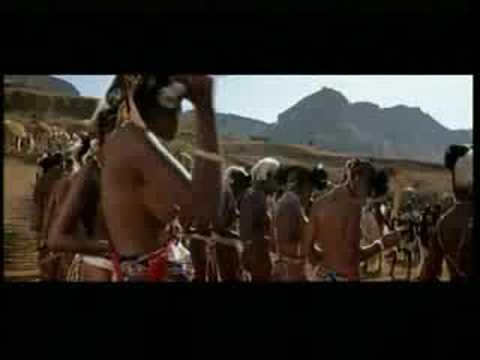 Zulu - premarital dance