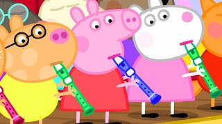 Peppa Pig Official Channel | Recorders