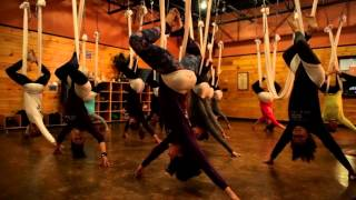 AntiGravity® AIRBarre Workouts Reach New Heights at Raffa Yoga