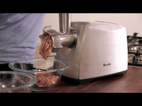 Breville Food Thinkers: Mincer | Everyday Gourmet S2 E26