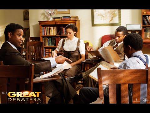 辩论电影:大辩论家 The Great Debaters Full Movie (2007) 中英字幕 - 激辯風雲 偉大的辯手