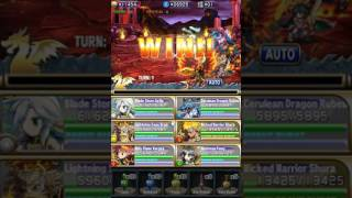 Brave Frontier (AND) Gameplay