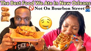 The Best Things We Ate In New Orleans   Not On Bourbon Street or French Quarter