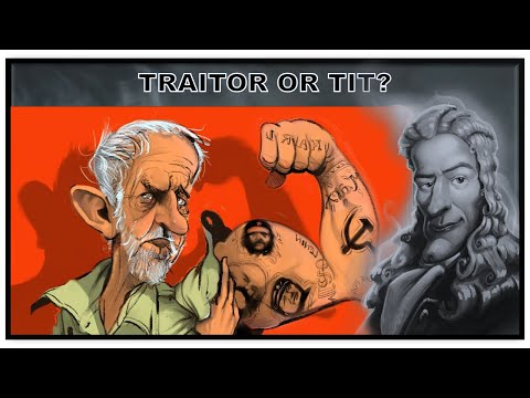 Jeremy Corbyn: Traitor or Tit?