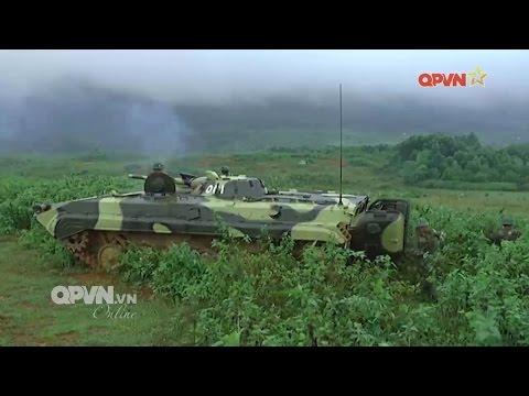 Sức mạnh Quân đội Việt Nam: Binh đoàn