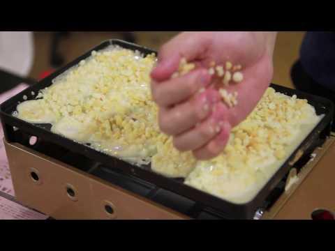 【たこ焼き絶品レシピ】天かすたっぷりたこ焼き プロテクニックで焼きます。