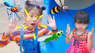 Nora and Mosquito Bite Story