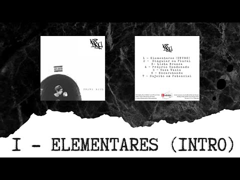 1. Fernando Kep | INTRO - Elementares (Prod. RUDKIF)