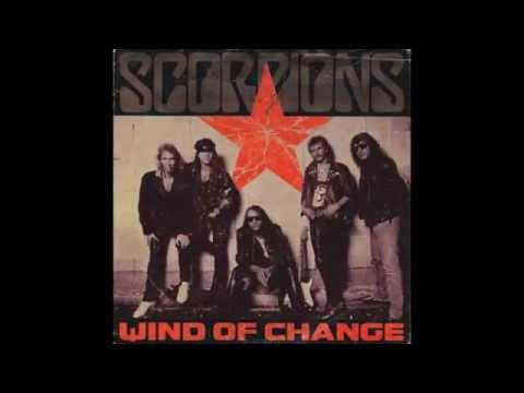 Scorpions - Wind Of Change (English Edit) HQ