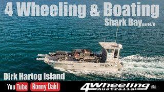 4 Wheeling & Boating Shark Bay, part 4/8 Dirk Hartog Island
