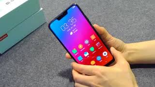 Lenovo Z5 Hands On  Impression by Gadget view