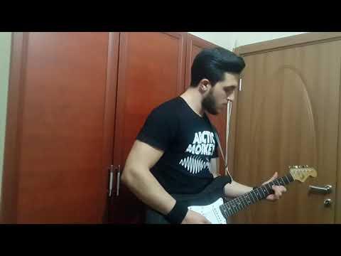 Surprise Finite(fail)Four Out Of Five Arctic Monkeys -  Gokhan 0114 Guitar Cover HD
