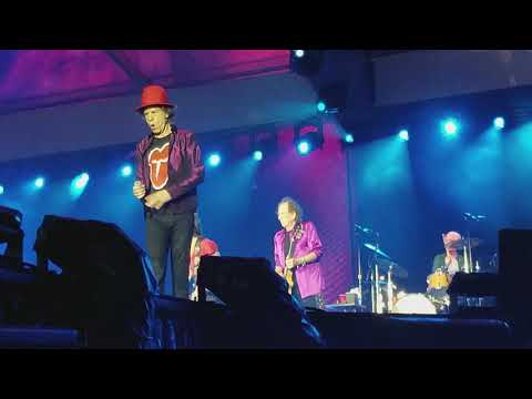 The Rolling Stones - Gimme Shelter Front Row - Live in Philly 7/23/2019