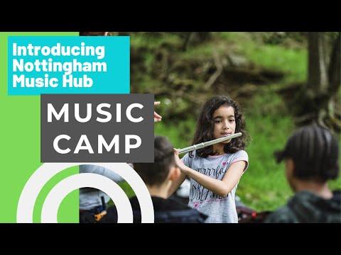 Nottingham Music Hub Music Camp 2016