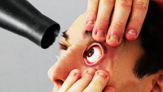 Can a Vacuum Cleaner Pull Your Eye Out? (Real Test)