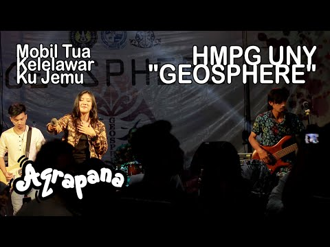 KOES PLUS - MOBIL TUA - KELELAWAR - KU JEMU (Live Perform Cover By AQRAPANA)