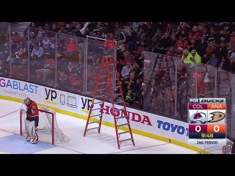 NHL Game Delays