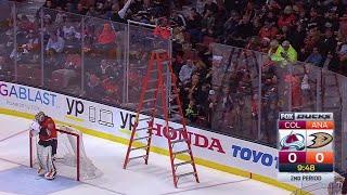 NHL: Game Delays