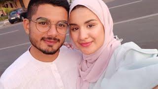 Our Honeymoon Vlog! فلوق رحلتنا الى مراكش