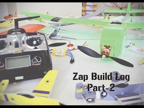 Zap Build Log part-2