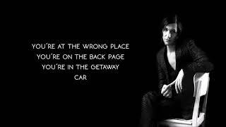Placebo - You don't care about us (lyrics)