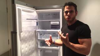 AO Samsung Freezer Review :-)