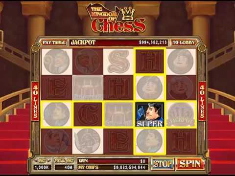 DoubleU Casino Newest Slot - The Kingdom of Chess! - 동영상