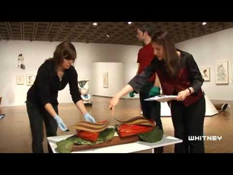 Whitney Focus presents Claes Oldenburg's