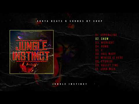 Hooya Beats x Sounds By COOP - Jungle Instinct (Instrumentals) [Full Mixtape] via @Hipstrumentals