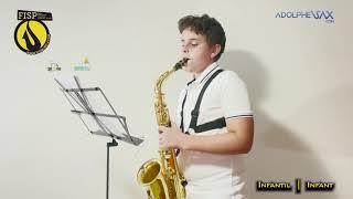 FISP21   Gabriel Afonso Portugal plays C`Rock Monsiey by Jerome Naulais